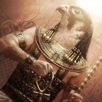 єгипетський бог сонця