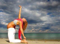 Йога для вагітних: 1 триместр