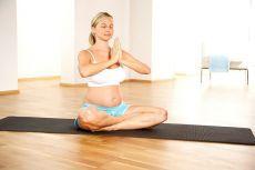 Йога для вагітних: вправи