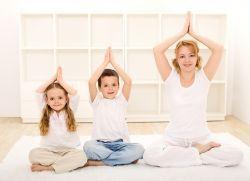 Йога для дітей