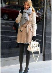як зав`язати шарф на пальто без коміра