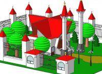 Мечеть Ляля-Тюльпан 2