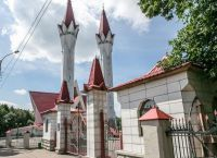 Мечеть Ляля-Тюльпан 3