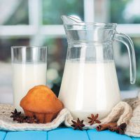 корисні властивості молока