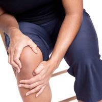Травма колінного суглоба