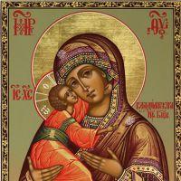 У чому допомагає ікона володимирської божої матері?