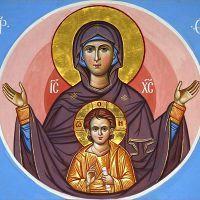 У чому допомагає ікона «знамення» пресвятої богородиці?