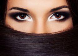 Види макіяжу очей