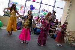Східні танці для дітей