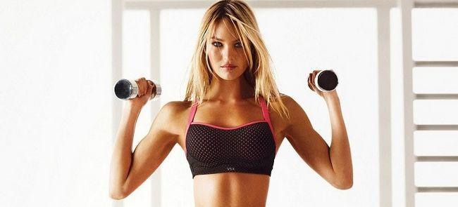 Зарядка для рук для схуднення