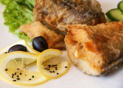Смажений минтай - калорійність