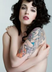 Жіночі татуювання