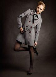 Жіноче демісезонне пальто 2013