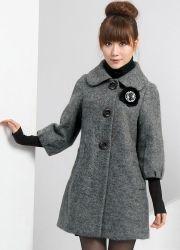 Жіноче драпове пальто 2013
