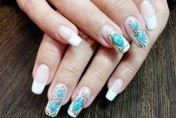«Рідкі камені» на нігтях