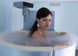 Рідкий азот в косметології