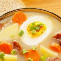 Польський суп журек
