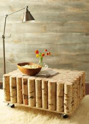 Журнальні столики з дерева