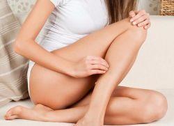 Печіння в ногах нижче коліна - причини