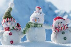 Зимові ігри для дітей