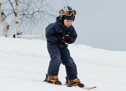 Зимові види спорту для дітей