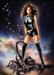 Знак зодіаку женшина-скорпіон - характеристика