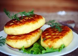 зрази картопляні з м`ясом рецепт