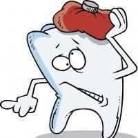 Зубний біль у дітей
