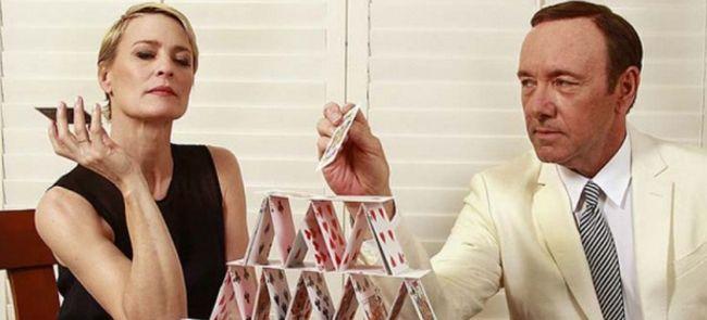 Зірка «карткового будиночка» робін райт зрівняла гонорар з колегою кевіном спейсі
