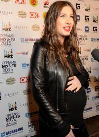 Кеті Топурія вагітна