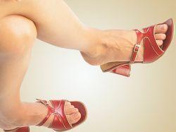 Зірочки на ногах