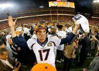 Чемпіони Національної футбольної ліги США команда Denver Broncos